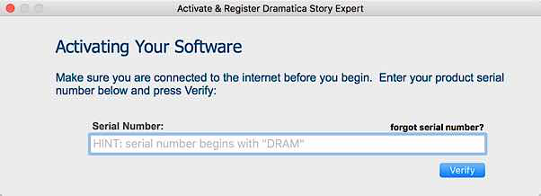 Download Dramatica Story Expert 5 3 for Macintosh – Write Brothers